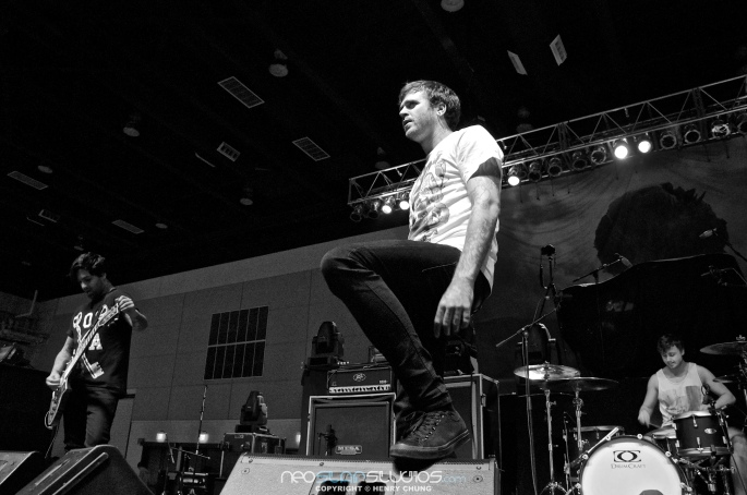 The Amity Affliction © 2012 Henry Chung