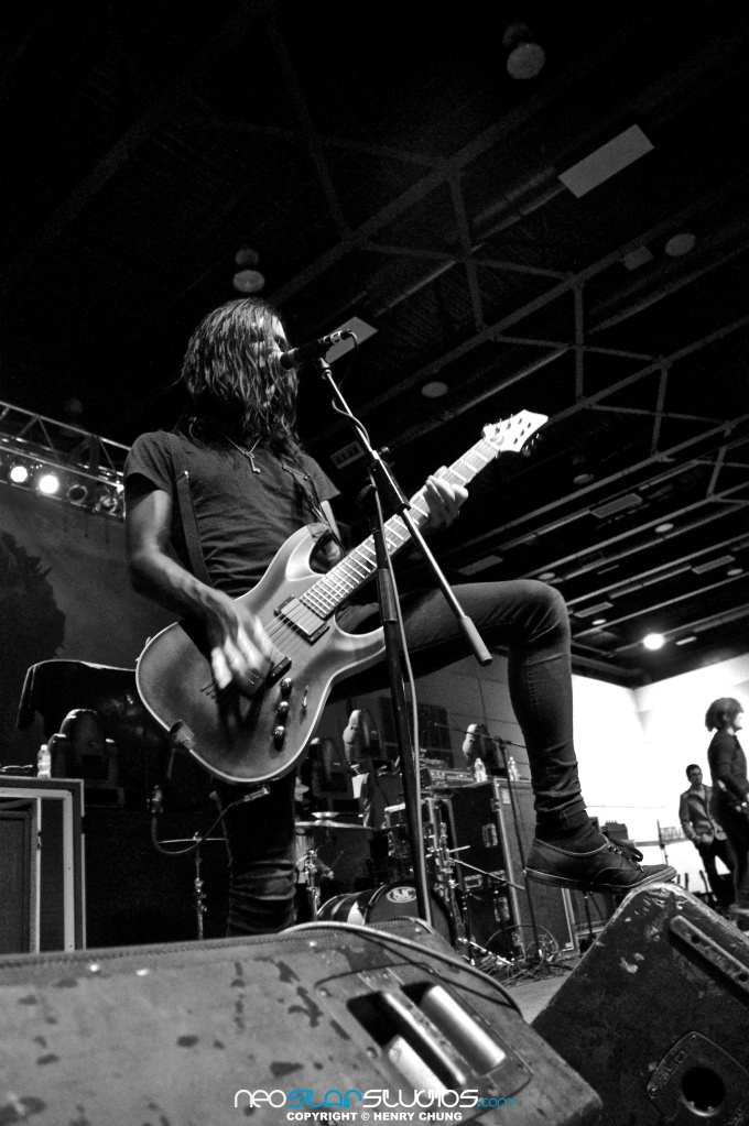Motionless In White On the Reckless Fest In Lancaster, PA, Motionless In White On The Reckless Fest In Lancaster, PA
