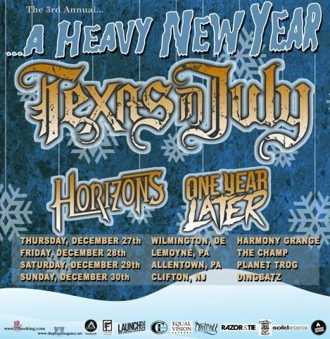 A Heavy New Year