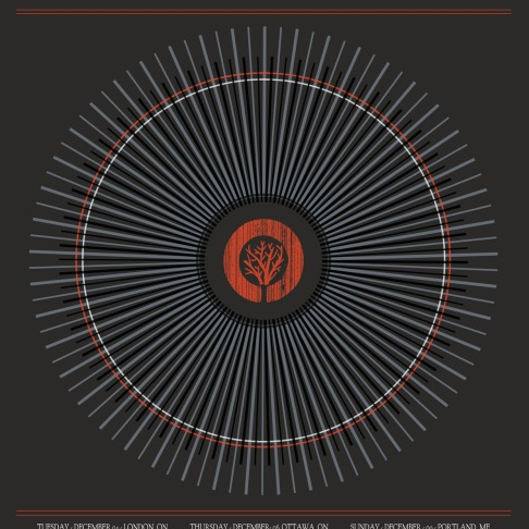 Make Do and Mend - Winter Tour 2012