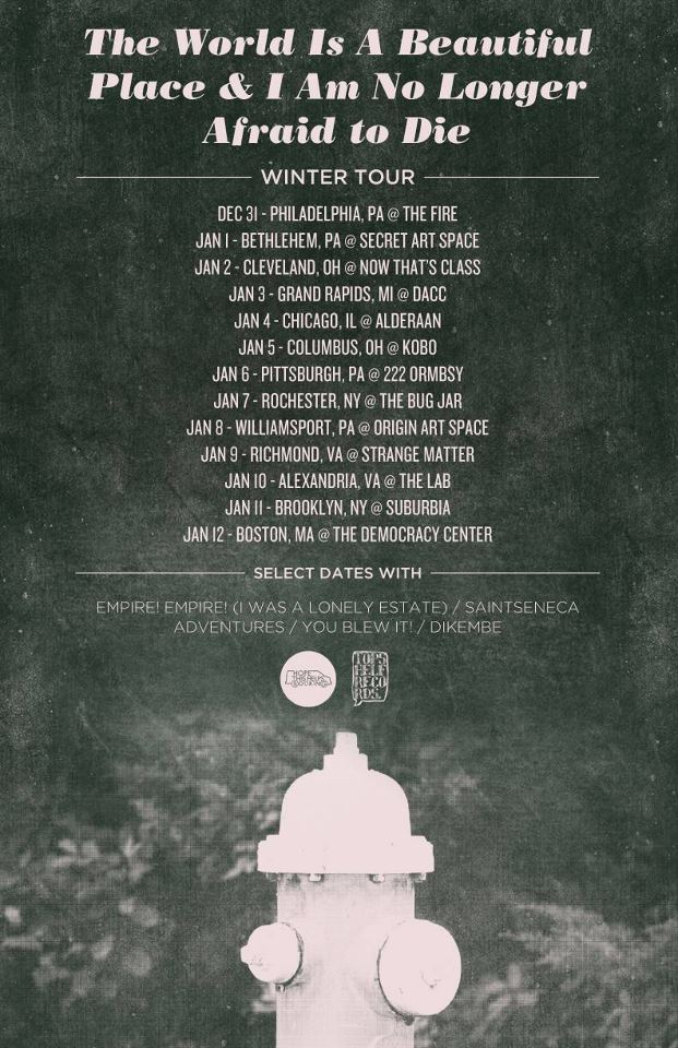 TWIABP - Winter Tour