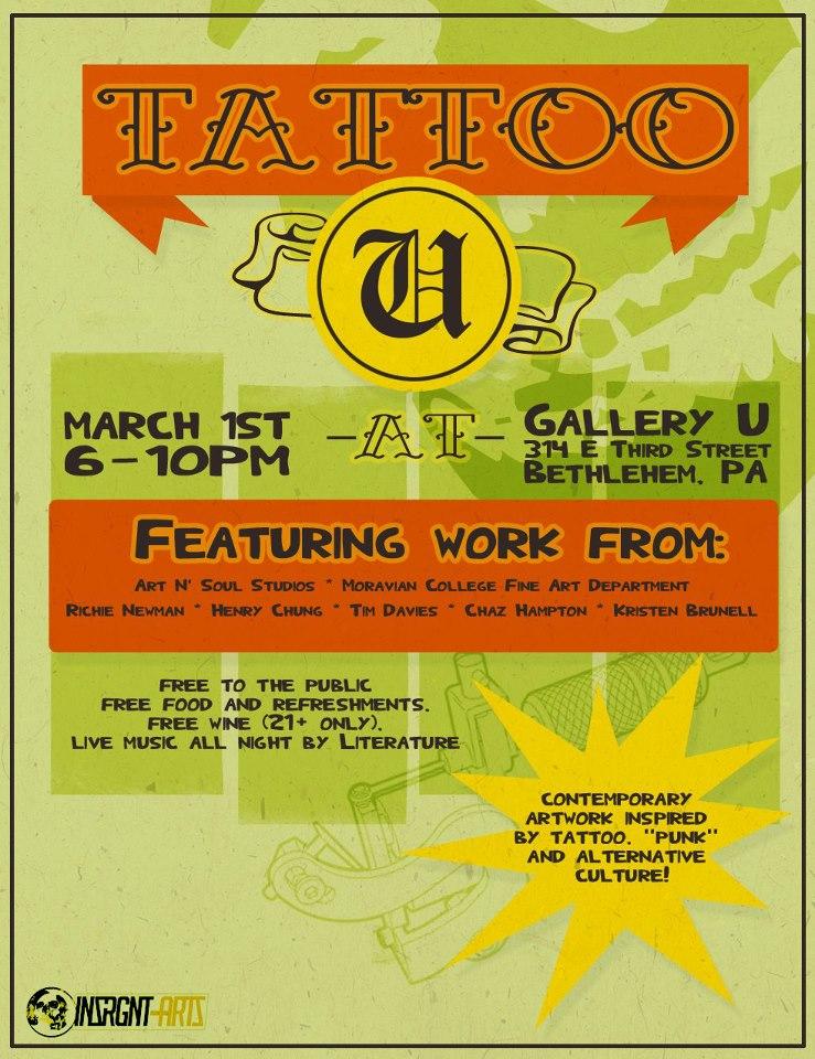 Tattoo U - Gallery U