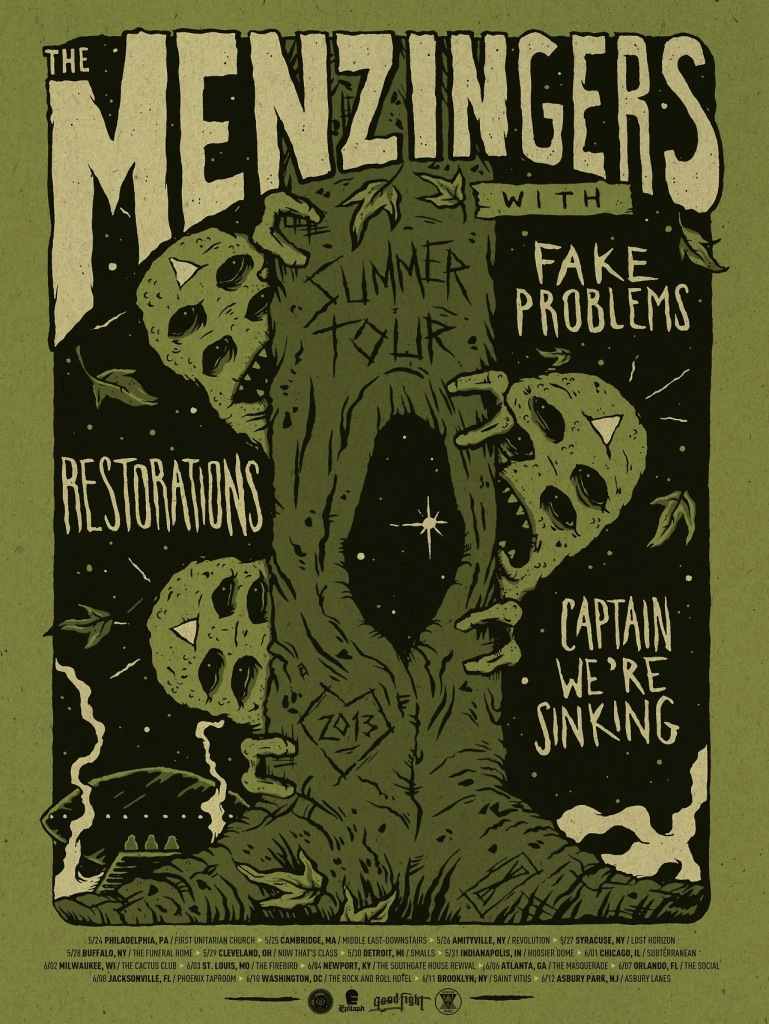 The Menzingers - Summer 2013