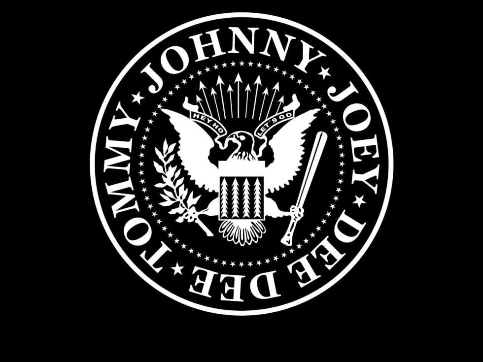 The Ramones  - logo