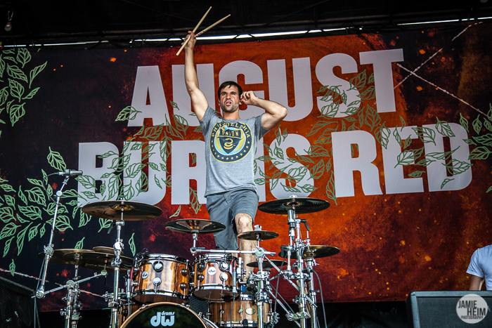 August Burns Red © 2013 Jamie Heim
