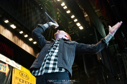 Memphis May Fire © 2013 Henry Chung