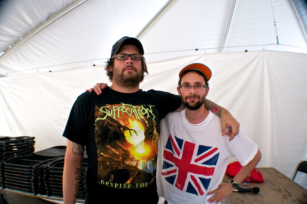 Interview - JJ - The Black Dahlia Murder