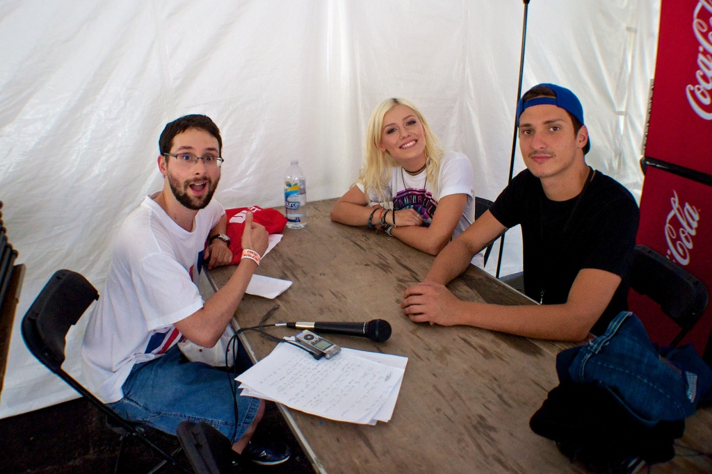 Interview - JJ - Tonight Alive