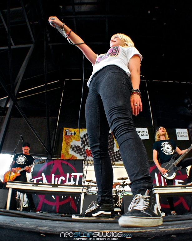Tonight Alive © 2013 Henry Chung