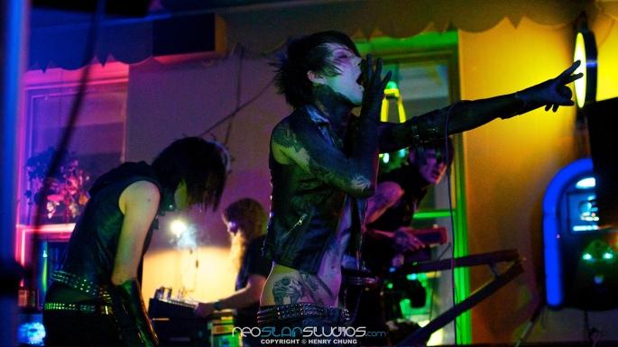 Psyclon Nine © 2013 Henry Chung