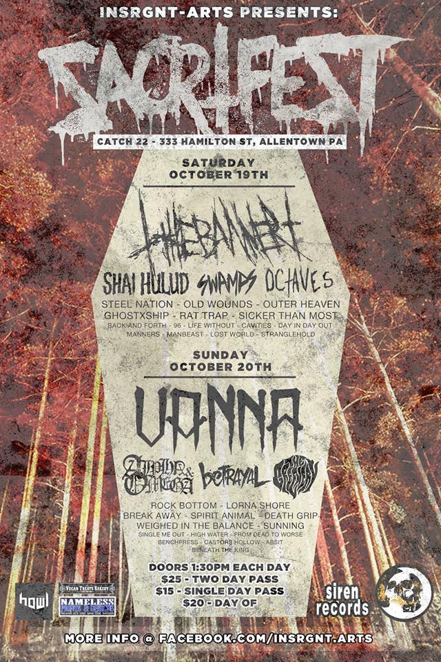 Sacrifest  2013 - Final