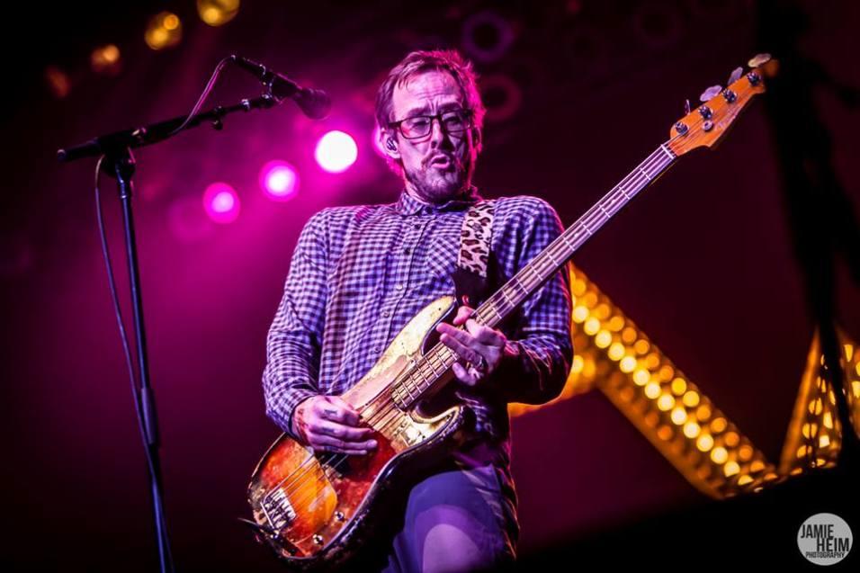 Weezer 40 © 2013 Jamie Heim