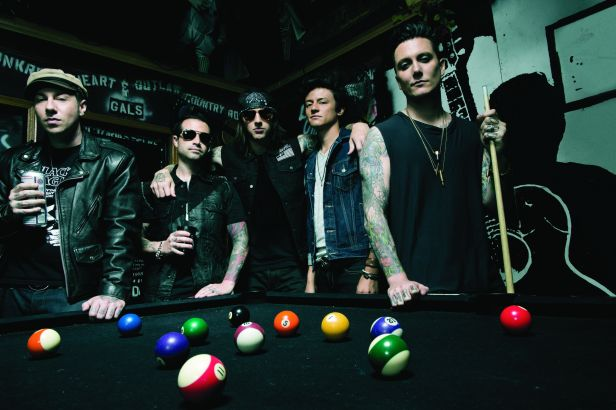 Avenged Sevenfold ©Clay Patrick Mcbride