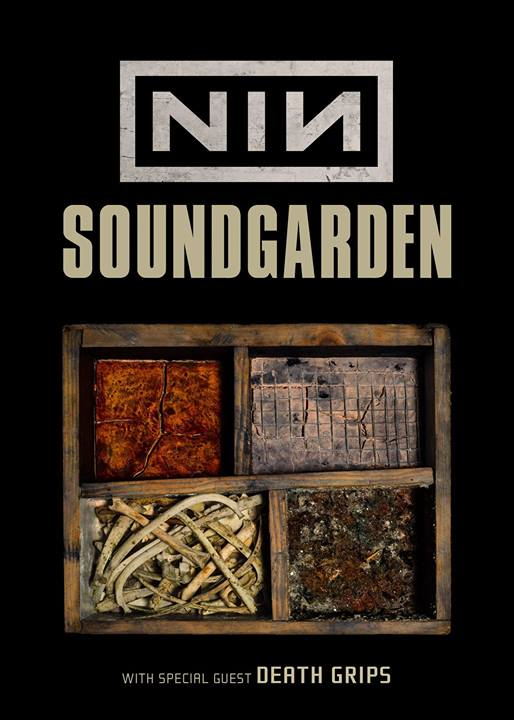 NIN + Soundgarden NA Tour