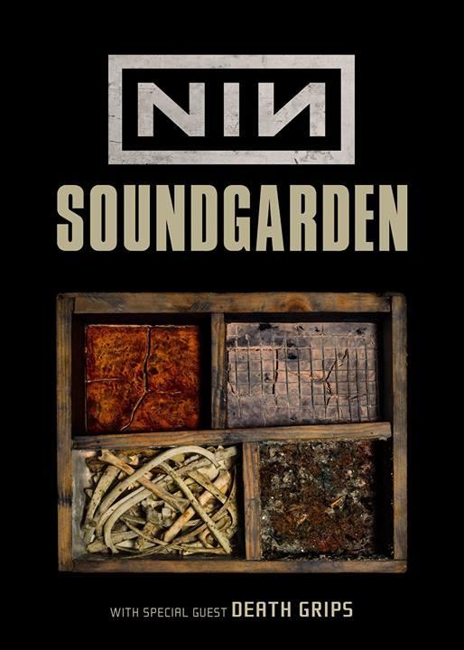 NIN + Soundgarden NA Tour