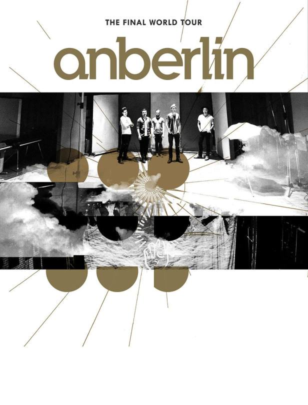 Anberlin - Final World Tour
