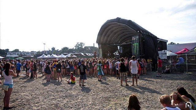 Monster Energy Drink Stage ©2014 Henry Chung