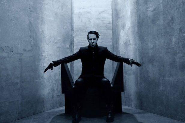 Marilyn Manson 2014