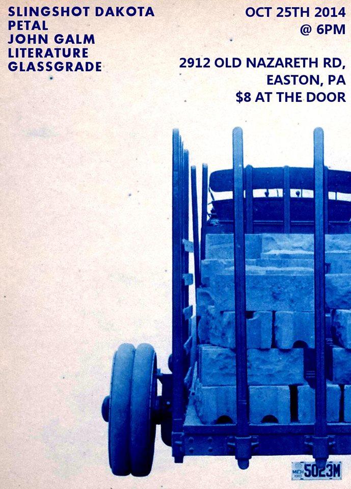 Slingshot Dakota - Petal - Literature - John Galm -Seipsville Inn