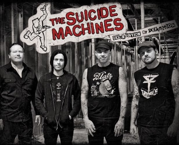 The Suicide Machine - Group