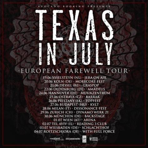 TIJ - European Tour 2015