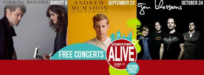 Downtown Alive - banner