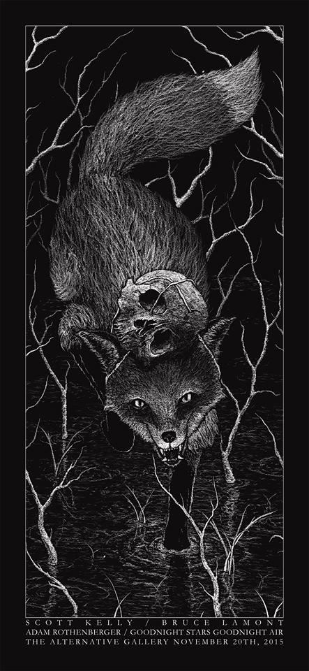 Scott Kelly : Bruce Lamont - Alternative Gallery