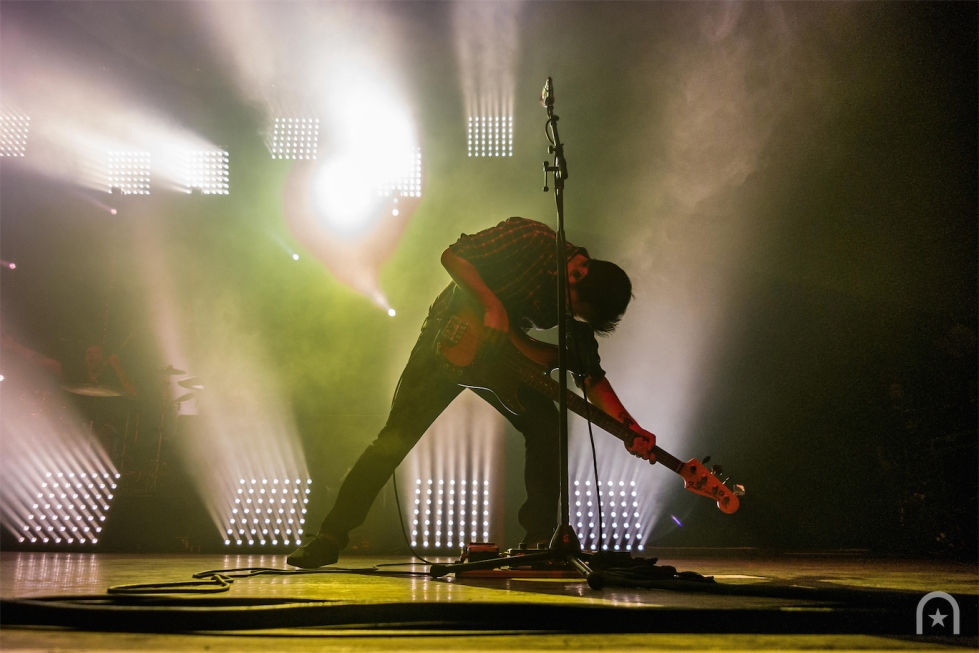 Coheed and Cambria ©2016 Henry Chung 09