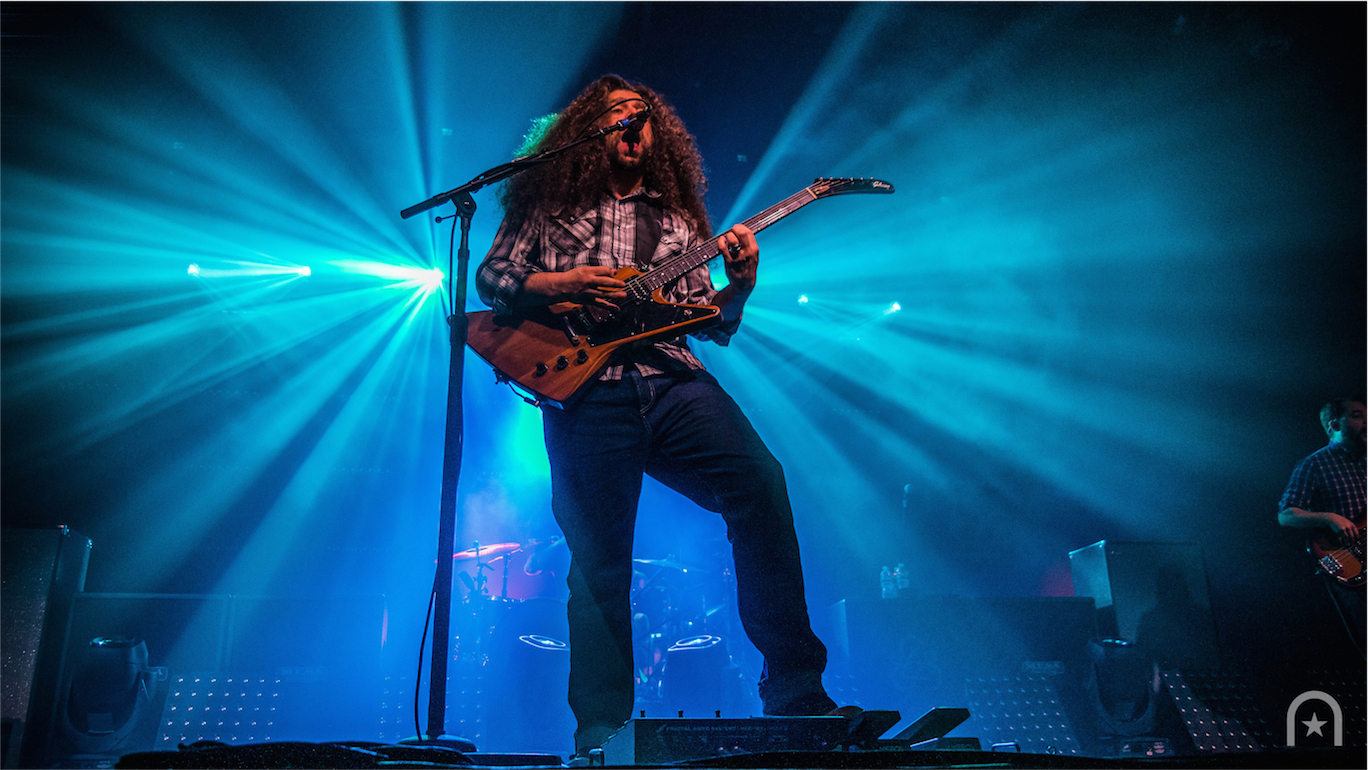 Coheed and Cambria ©2016 Henry Chung 14