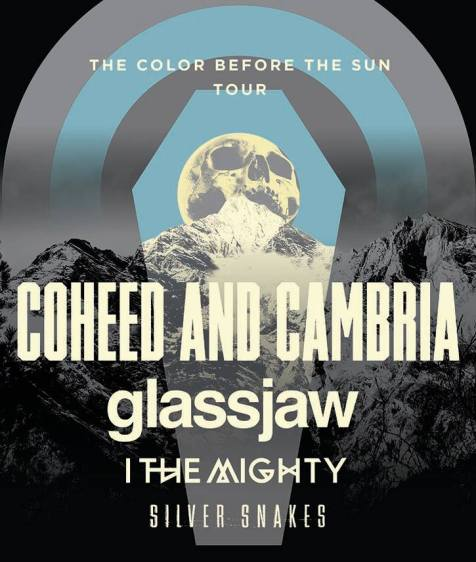 The Color Before the Sun Tour