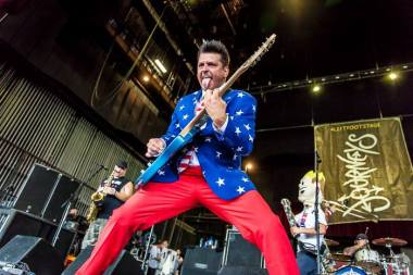 Less Than Jake - Warped Tour_Camden.NJ ©2016 Jamie Heim 17