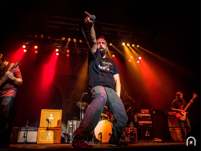 Clutch at Sands Event Center ©2016 Henry Chung