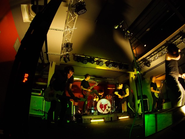Alesana Photo by Henry Chung