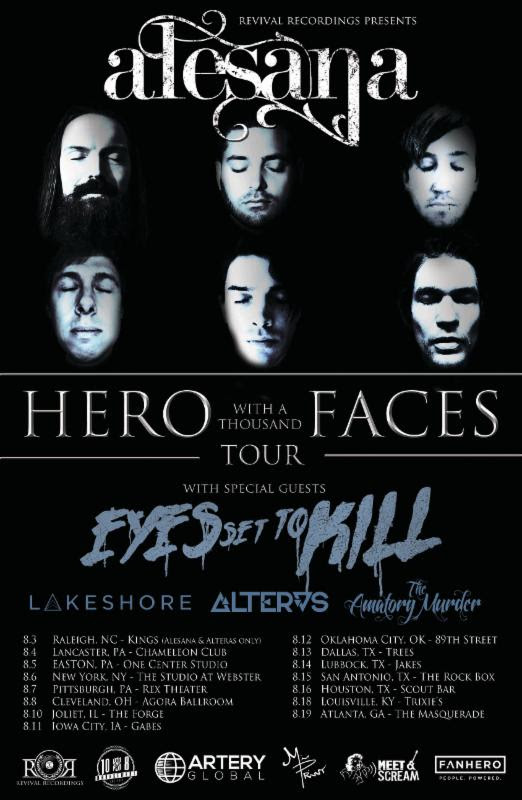 Hero With a Thousand Faces Tour