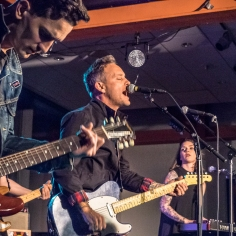 Dave Hause and the Mermaid - Photo by Henry Chung