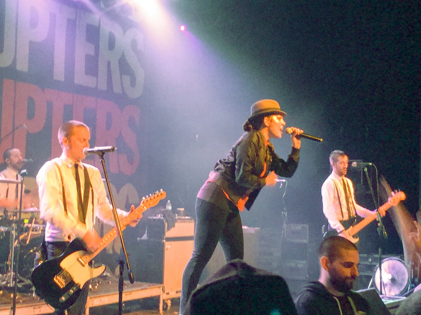The Interrupters, SWMMRS, Mt. Eddy, The Regrettes ©2017 Jared Lagler31
