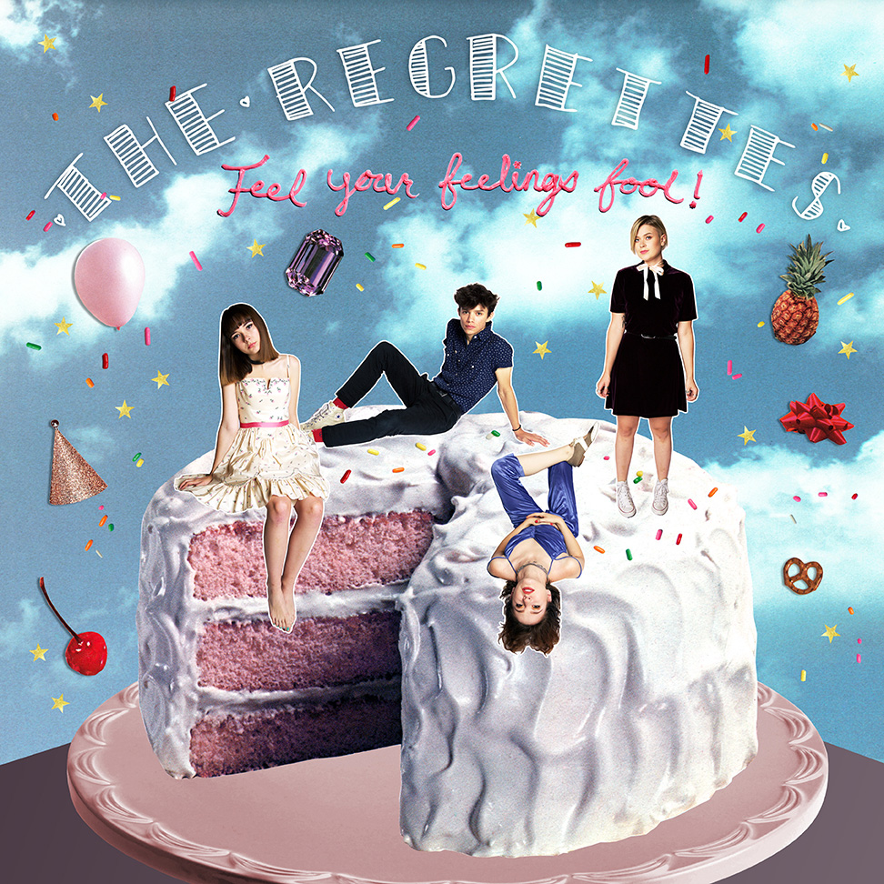 The Regrettes - Feel-Your-Feelings-Fool