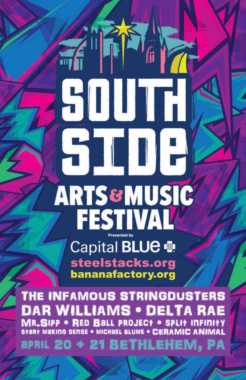 South Side Arts & Music Festival 2018