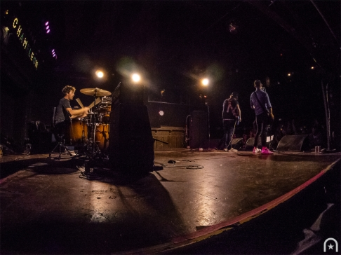 The Lawrence Arms - Photo by Henry Chung