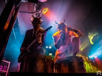 Mushroomhead - Photo by Henry Chung