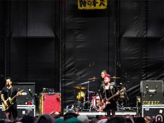 NOFX - Photo by Henry Chung