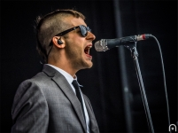 The Interrupters - Photo by Henry Chung