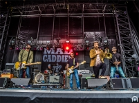 The Mad Caddies - Photo by Henry Chung