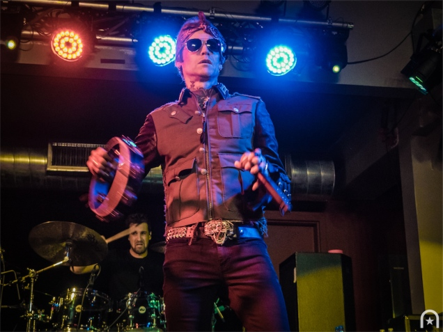 Buckcherry - Photo by Henry Chung