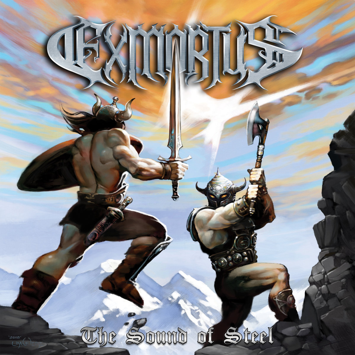 Exmortus - The Sound of Steel