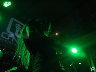 Goatwhore - Photo by Henry Chung